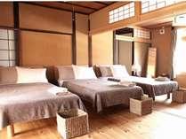 2Fの部屋は和洋室となっています。