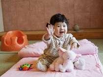 【1歳おめでとう♪ファーストバースデー】伊勢エビ&焼き鯛★朝夕お部屋食★パパママ嬉しい5つの特典付♪