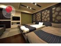 爽やかな色を基調とした和室ファミリールームです!