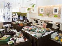 ◆食べ放題 和洋朝食バイキング付プラン◆2階『Campana(カンパーナ)」6:30から9:30まで