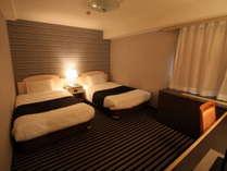 ◆デラックスツイン宿泊プラン◆ 37.9平米の広々ツイン! ソファベッドで3名利用も可能です