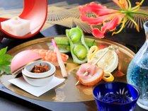 ★至高の和懐石料理と日本酒で和懐石無双!※一例