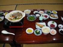 冬季料理例