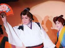 【2月限定】当館おススメ!!長浜大衆演劇観覧とさらにプラン特典のついた一押しプラン!!