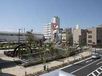 上田駅周辺と上田ステイ