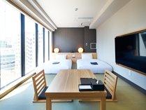 TSUBAKI(1室のみ)高層階コンセプトフロア