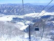 Hakuba五竜47スキー場の多彩なコース