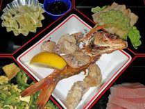 【平日限定】島の食材を使った沖縄料理が堪能出来る♪さしば定食<2食付き>