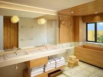 特別室 桜 檜風呂