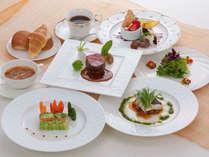 夏季限定【2食付】旬の食材でおもてなし大城自慢の洋食 ソワールプラン