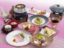 夏季限定【2食付】笠戸ひらめをはじめ、旬の食材をふんだんに使用 笠戸満喫プラン