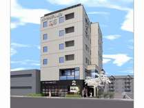 パークホテル刈谷QS外観
