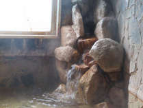 当館自慢の温泉浴場