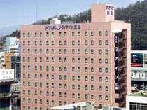 広島の格安ホテル ヴィアイン広島