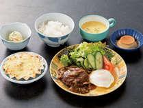 手軽に食べられる洋食メニュー(一例)