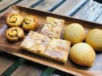 THE CARINO自家製パン