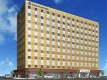 八戸中心街に位置するホテルです。