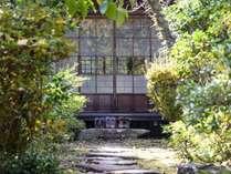 *【母屋】宿に到着されるとまず足をお運びいただくのが母屋になります。,岐阜県,夜がらす山荘 長多喜