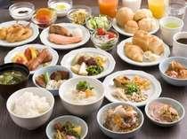 【平日限定】大特価★和洋朝食バイキング付きプラン♪