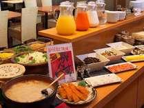 【Good Rice Morning 和洋ビュッフェスタイル】営業時間:6:30~9:30