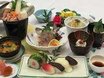 一度は食べたい!【期間限定】日田寿司とかも鍋プラン