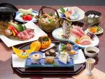 「佐賀牛陶板焼」や「甘鯛幽庵焼」など、旬の食材と繊細な技をご堪能!【冬の料理長おまかせ匠プラン】