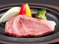 プラス1,500円でステーキ肉を『佐賀牛』にグレードアップ↑↑
