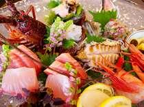 ◆新鮮◆当日水揚げされた地魚だけを数種盛!