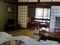 3階の和室部屋