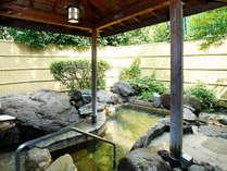 □野天風呂(弐の湯)