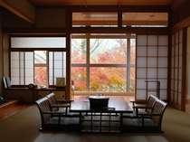1日1組様限定☆2間続きの和室でのんびり・・・『特別室プラン』