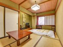 **和室8畳(一例) 畳のお部屋で足を伸ばしてのんびり!