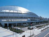 ★ナゴヤドーム◇地下鉄「矢場町駅」から乗り換えなしで15分の近さ