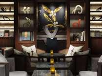 【クラブラウンジ】クラブルームとスイートルームにご宿泊のお客様専用のラウンジです。