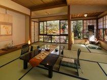 島崎藤村が好んで宿泊した『富士の間』