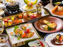 ・【料理長特選懐石】旨い!ものだけを選りすぐった食材を使用