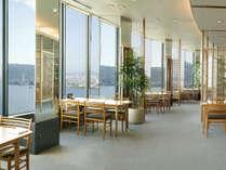 和食 清水[日本料理](36F)36階からびわ湖を眺めながら日本料理をご賞味いただけます。