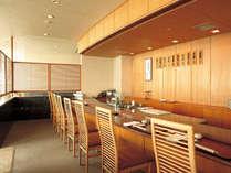 和食 清水[日本料理](36F)天婦羅カウンター