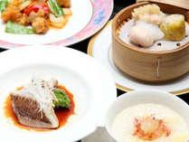 中国料理 李芳にて中国料理コース