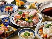 秋グルメ!『鶏すき鍋』付きプラン