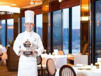 第51回ル・テタンジェ国際料理賞コンクール「国際ファイナル第2位入賞」記念フェア