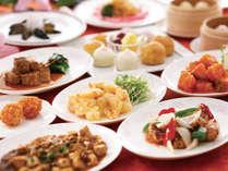 中国料理 李芳 ディナーオーダーブッフェ