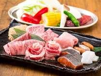 開業30周年記念 近江牛バーベキューセット (バーベキューレストラン レイクサイドガーデン)