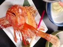 新鮮な素材を生かした料理。(世界三大漁場「三陸」獲れ立ての魚介類を直送仕入、食膳へ)