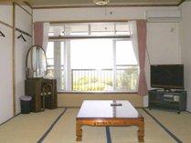 【客室一例】お客様の人数に合わせてお部屋を調整致します