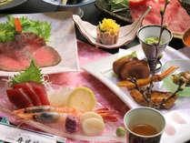 彩り美しいお料理の数々(一例)