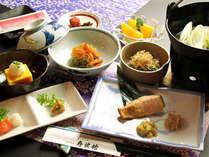 朝から元気になれる朝食(一例)※朝食は和洋バイキングの日もございます
