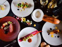 フレンチ料理名シェフ監修×旬の高級食材で大人のワンランク上のグルメ旅