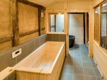 【樫602】職人が作る香り高い檜風呂をご用意