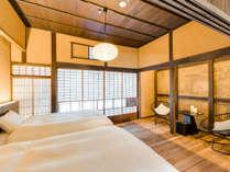 【桜402】障子越しの光がそそぎ込む、落ち着きのあるお部屋です。